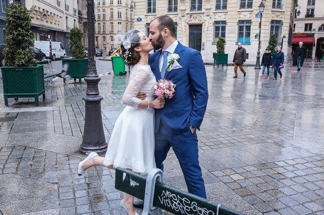 Le mariage de Kemal et Nadjiba à Clichy, Hauts-de-Seine 47