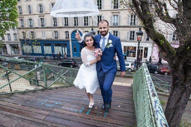 Le mariage de Kemal et Nadjiba à Clichy, Hauts-de-Seine 49