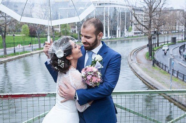 Le mariage de Kemal et Nadjiba à Clichy, Hauts-de-Seine 50