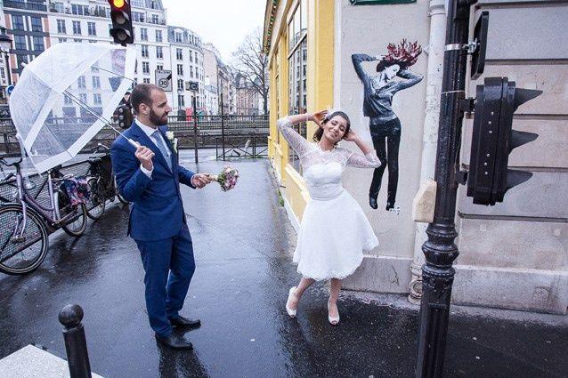 Le mariage de Kemal et Nadjiba à Clichy, Hauts-de-Seine 52