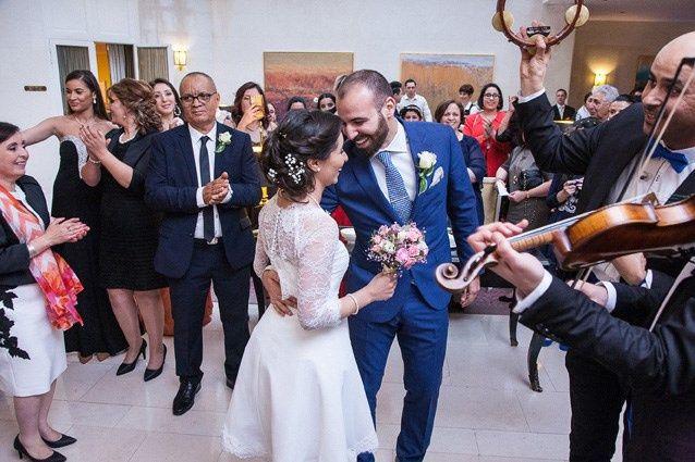 Le mariage de Kemal et Nadjiba à Clichy, Hauts-de-Seine 54