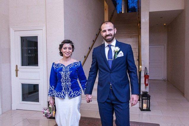 Le mariage de Kemal et Nadjiba à Clichy, Hauts-de-Seine 61