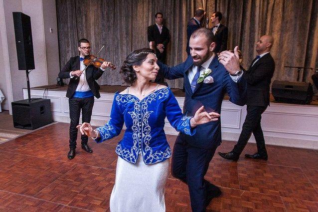 Le mariage de Kemal et Nadjiba à Clichy, Hauts-de-Seine 63