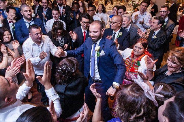 Le mariage de Kemal et Nadjiba à Clichy, Hauts-de-Seine 65