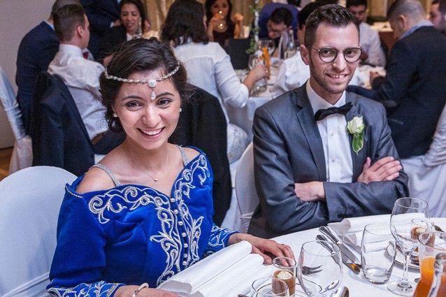 Le mariage de Kemal et Nadjiba à Clichy, Hauts-de-Seine 67