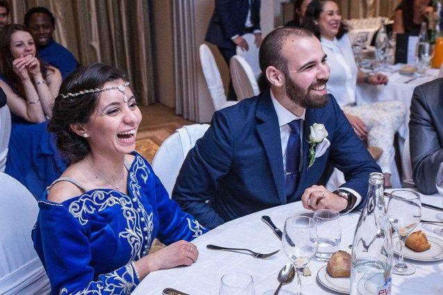 Le mariage de Kemal et Nadjiba à Clichy, Hauts-de-Seine 70
