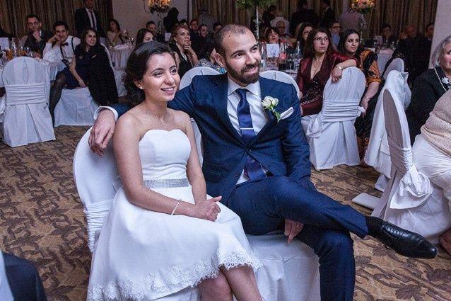 Le mariage de Kemal et Nadjiba à Clichy, Hauts-de-Seine 76