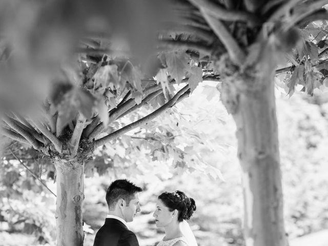 Le mariage de Jérémy et Lisa à Lautrec, Tarn 22