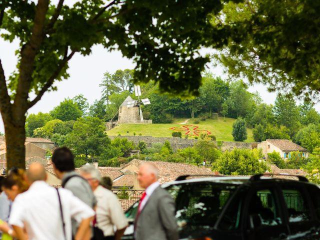 Le mariage de Jérémy et Lisa à Lautrec, Tarn 31