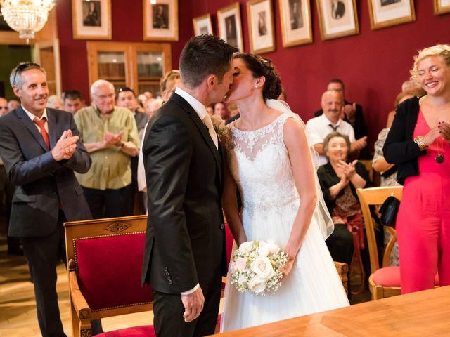 Le mariage de Jérémy et Lisa à Lautrec, Tarn 34