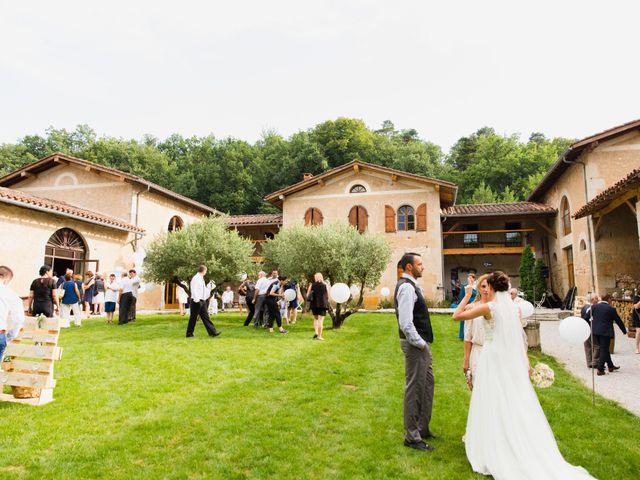 Le mariage de Jérémy et Lisa à Lautrec, Tarn 43