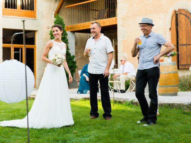 Le mariage de Jérémy et Lisa à Lautrec, Tarn 46