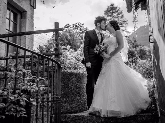 Le mariage de Alexandre et Mathilde à Thonon-les-Bains, Haute-Savoie 6