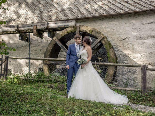 Le mariage de Alexandre et Mathilde à Thonon-les-Bains, Haute-Savoie 7