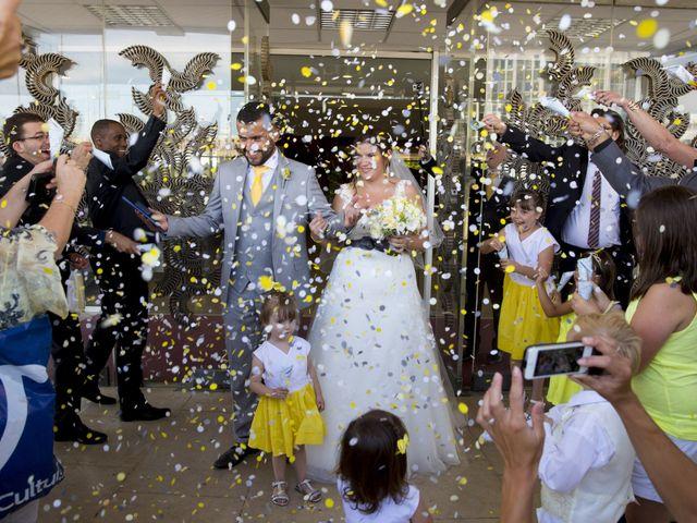 Le mariage de Alexandre et Claire à Arbonne la Forêt, Seine-et-Marne 19