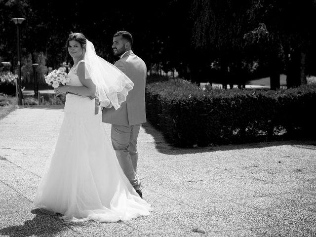 Le mariage de Alexandre et Claire à Arbonne la Forêt, Seine-et-Marne 20