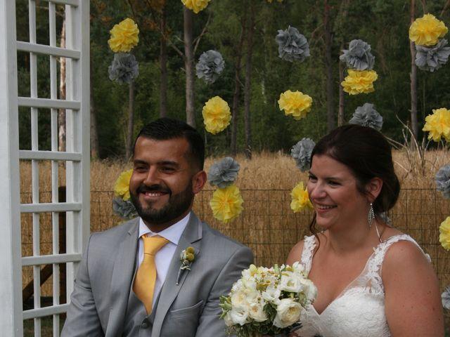 Le mariage de Alexandre et Claire à Arbonne la Forêt, Seine-et-Marne 23