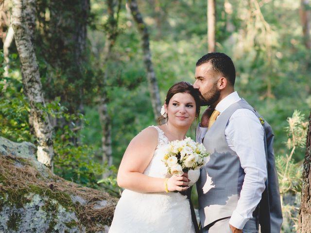 Le mariage de Alexandre et Claire à Arbonne la Forêt, Seine-et-Marne 34