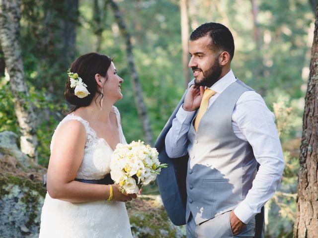 Le mariage de Alexandre et Claire à Arbonne la Forêt, Seine-et-Marne 36