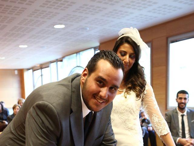 Le mariage de Raphael et Jessica à Vincennes, Val-de-Marne 13