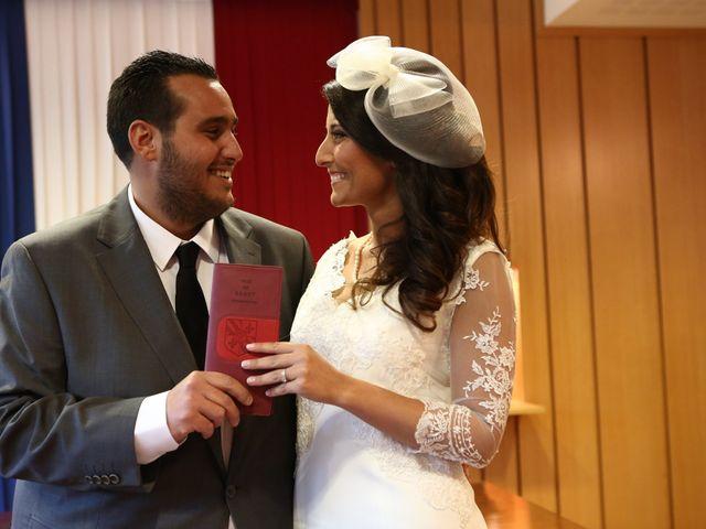 Le mariage de Raphael et Jessica à Vincennes, Val-de-Marne 17