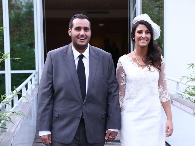 Le mariage de Raphael et Jessica à Vincennes, Val-de-Marne 18