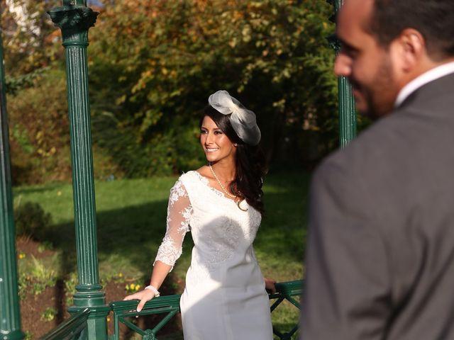 Le mariage de Raphael et Jessica à Vincennes, Val-de-Marne 21