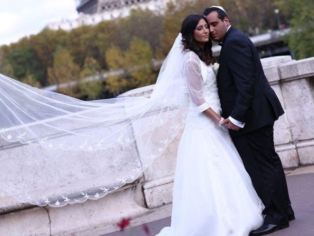 Le mariage de Raphael et Jessica à Vincennes, Val-de-Marne 46