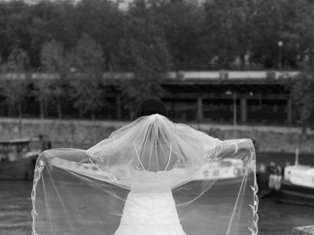 Le mariage de Raphael et Jessica à Vincennes, Val-de-Marne 50