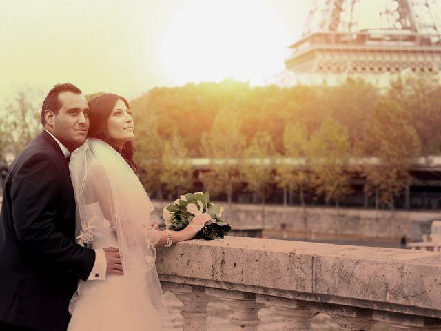 Le mariage de Raphael et Jessica à Vincennes, Val-de-Marne 53