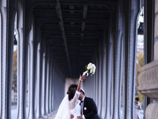 Le mariage de Raphael et Jessica à Vincennes, Val-de-Marne 67