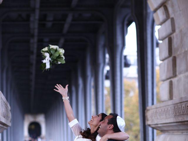 Le mariage de Raphael et Jessica à Vincennes, Val-de-Marne 68