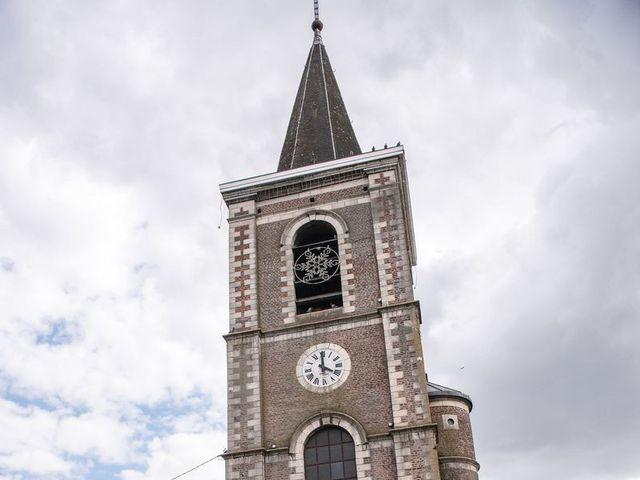 Le mariage de Florent et Lucie à Wargnies-le-Grand, Nord 13