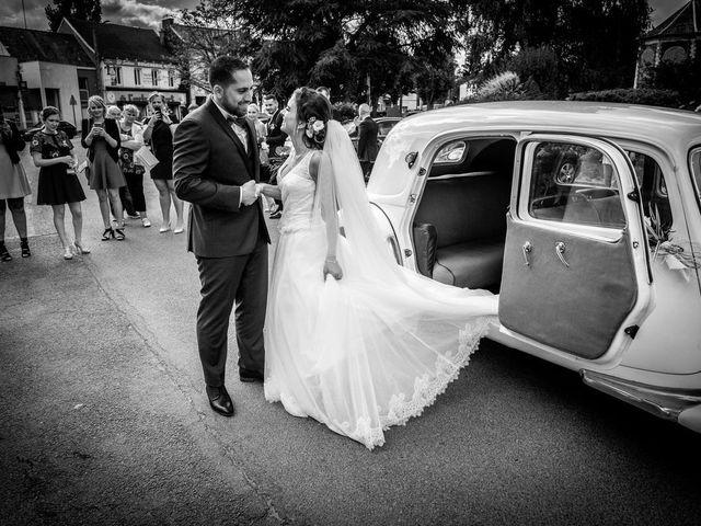 Le mariage de Florent et Lucie à Wargnies-le-Grand, Nord 15