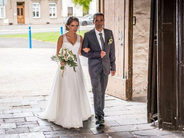Le mariage de Florent et Lucie à Wargnies-le-Grand, Nord 17