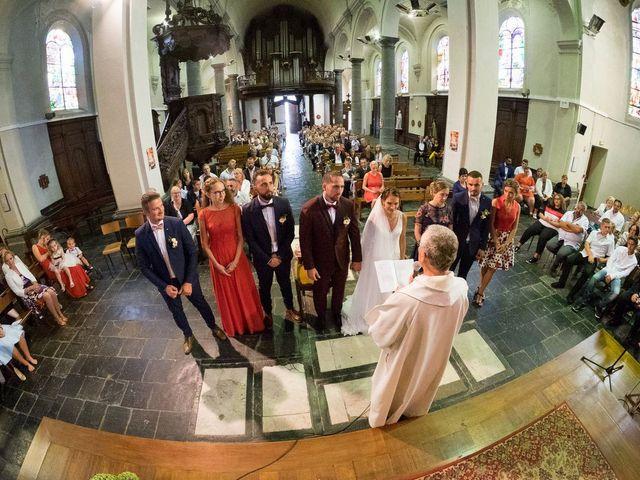 Le mariage de Florent et Lucie à Wargnies-le-Grand, Nord 22