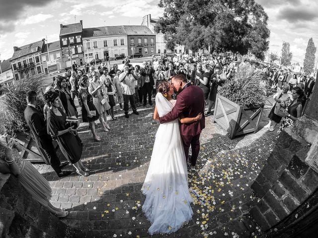 Le mariage de Florent et Lucie à Wargnies-le-Grand, Nord 27