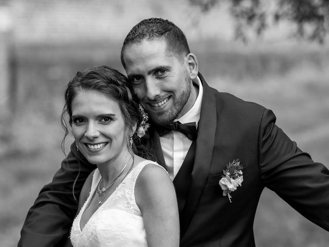 Le mariage de Florent et Lucie à Wargnies-le-Grand, Nord 1