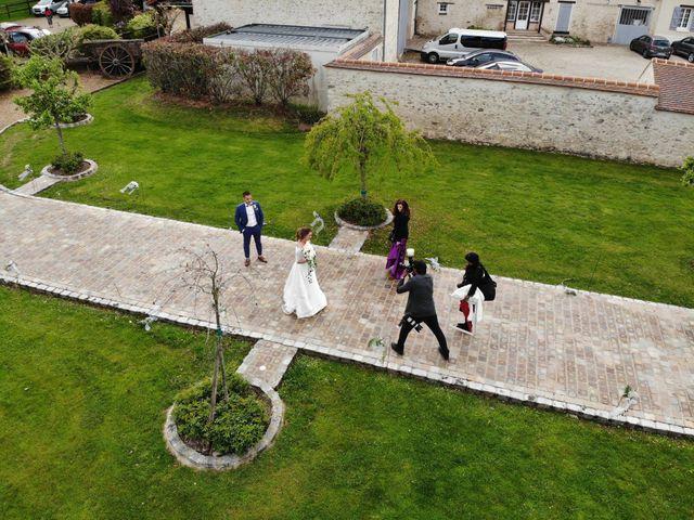 Le mariage de Cédric et Alexandra à Paray-Douaville, Yvelines 6