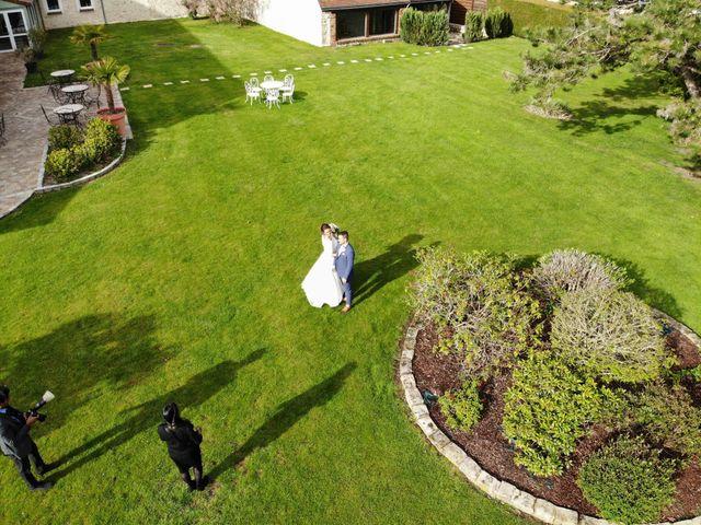 Le mariage de Cédric et Alexandra à Paray-Douaville, Yvelines 7