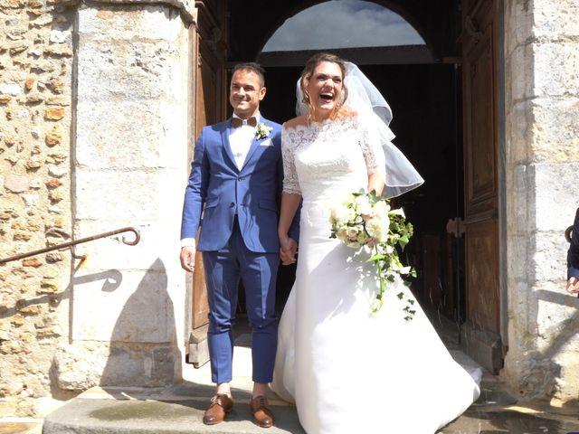 Le mariage de Cédric et Alexandra à Paray-Douaville, Yvelines 42