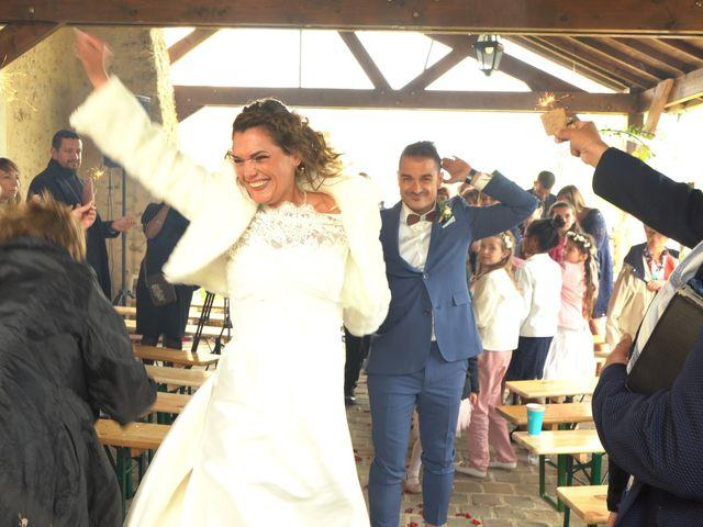 Le mariage de Cédric et Alexandra à Paray-Douaville, Yvelines 48