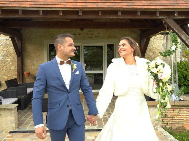 Le mariage de Cédric et Alexandra à Paray-Douaville, Yvelines 50