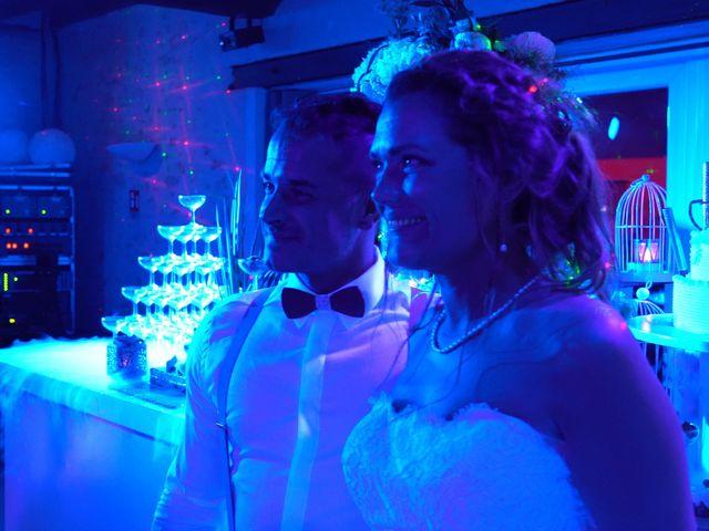 Le mariage de Cédric et Alexandra à Paray-Douaville, Yvelines 65