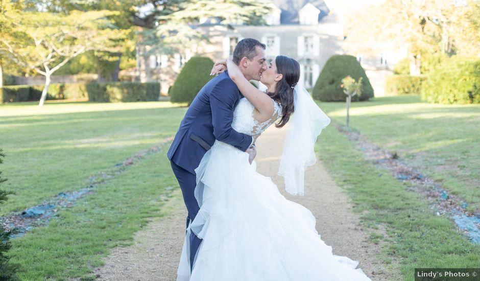 Le mariage de Alexandre et Anaïs à Bouaye, Loire Atlantique