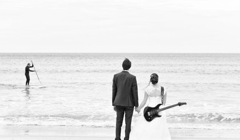 Le mariage de Fabrice et Lily à Locmaria-Plouzané, Finistère