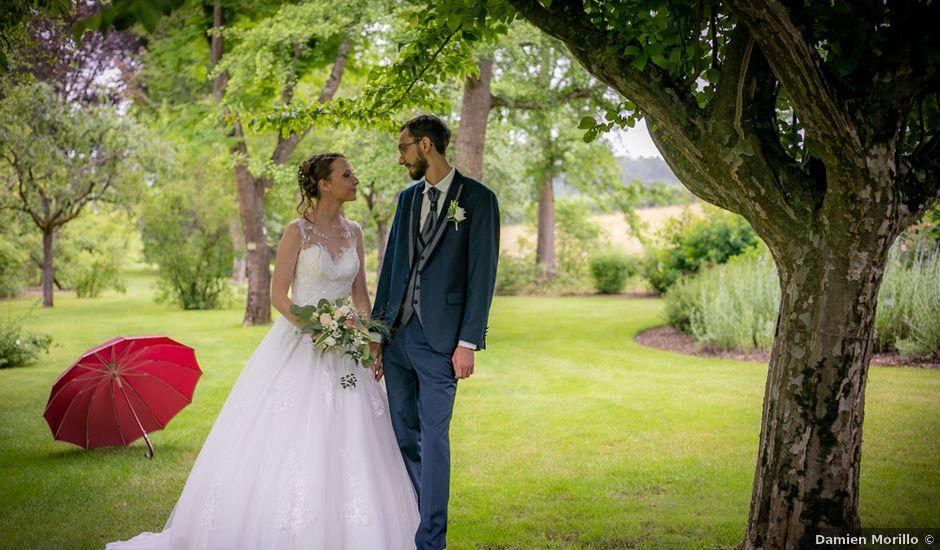 Le mariage de Theo et Maëlee à Nevers, Nièvre