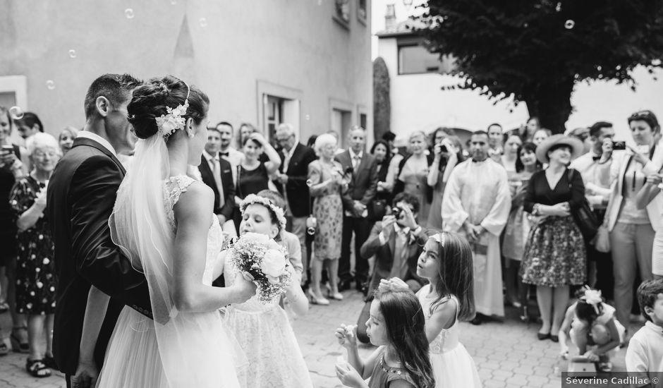 Le mariage de Jérémy et Lisa à Lautrec, Tarn