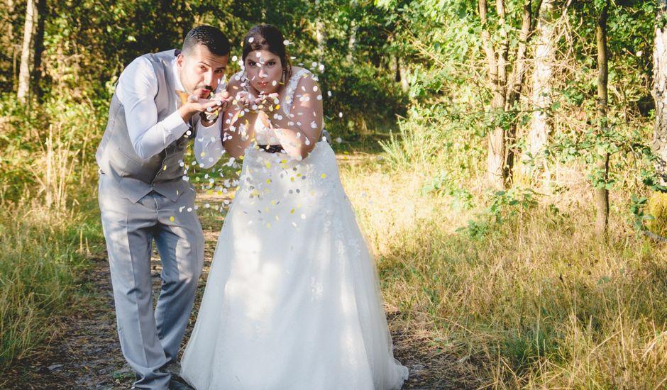Le mariage de Alexandre et Claire à Arbonne la Forêt, Seine-et-Marne