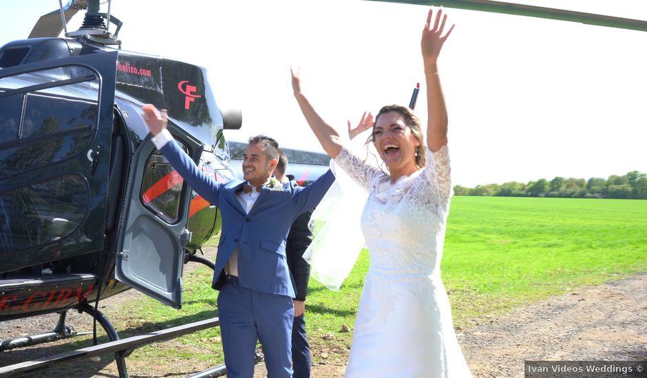Le mariage de Cédric et Alexandra à Paray-Douaville, Yvelines